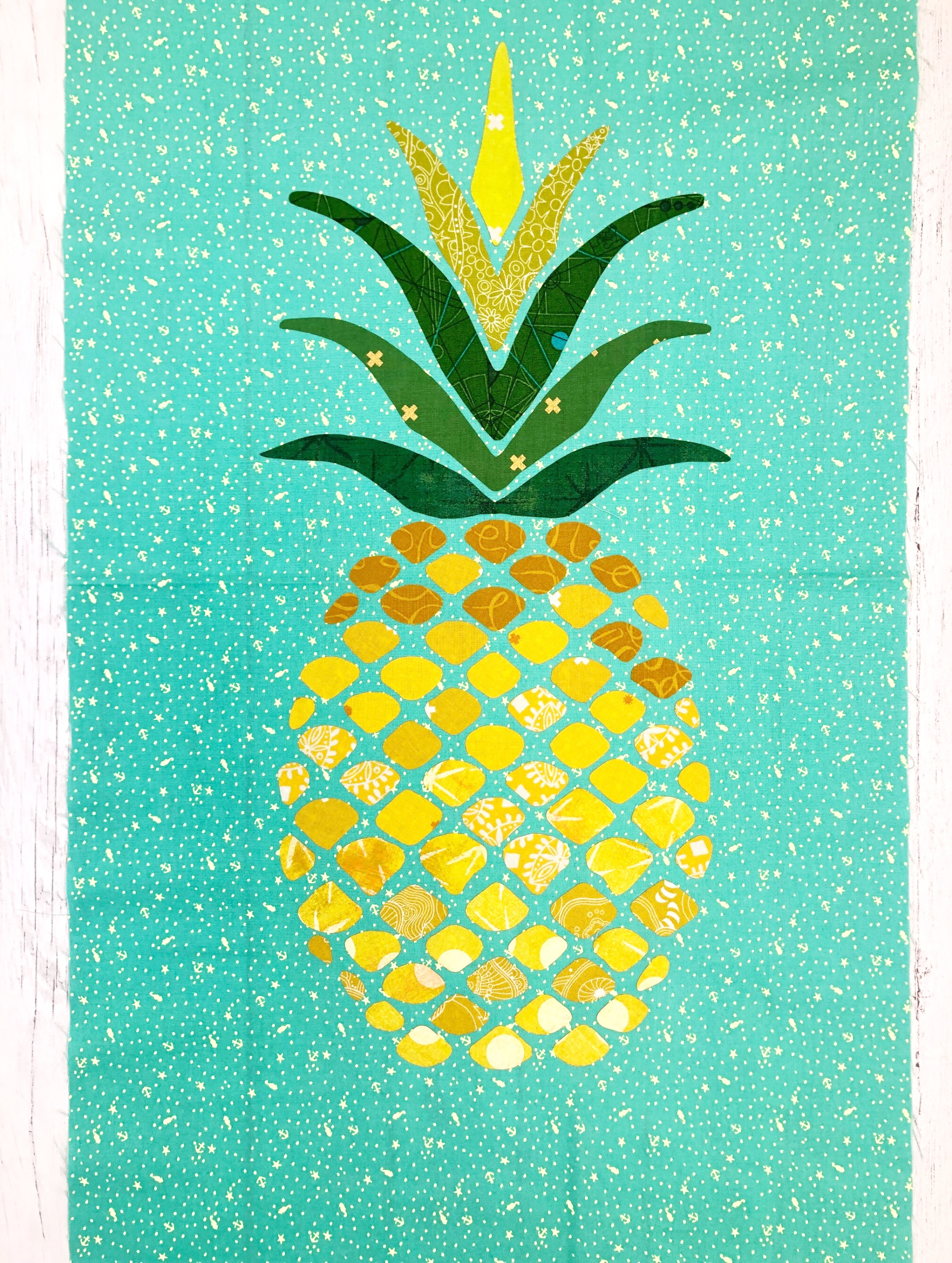 """Pineapple"" Pattern"