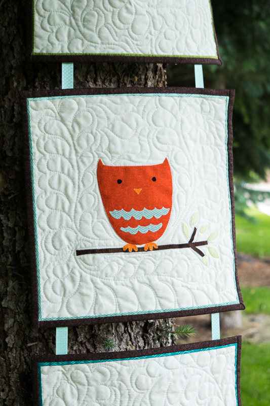 Forest Friends Owl