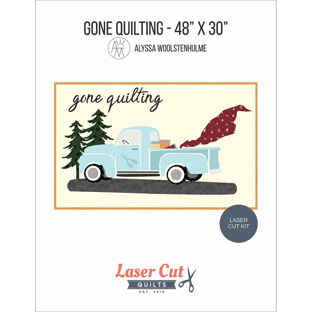 Gone Quilting Pattern