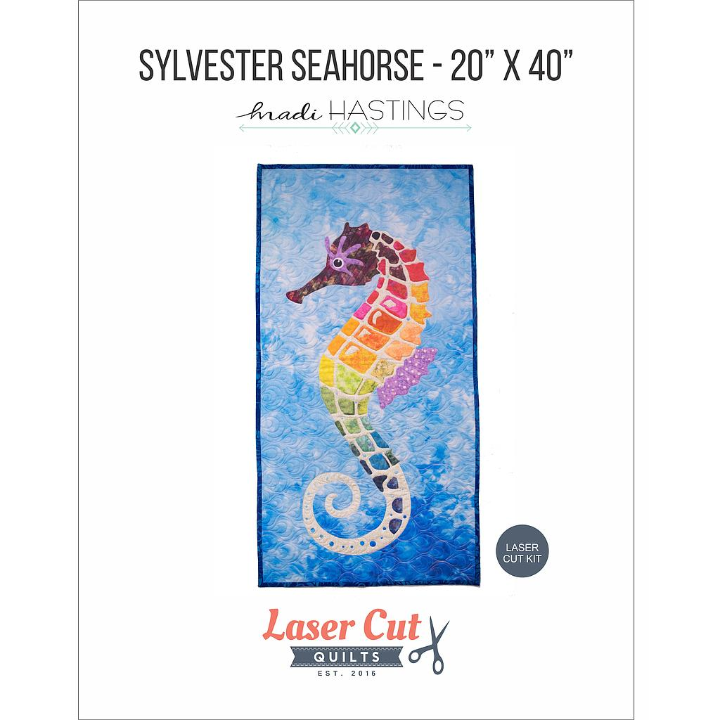 Sylvester Seahorse Pattern