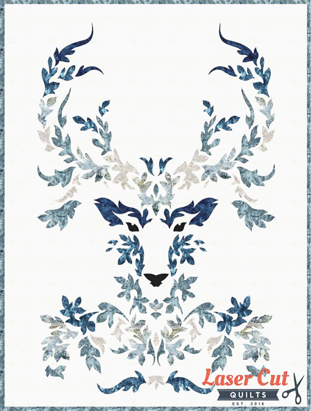 The Stag - Winter Colorway