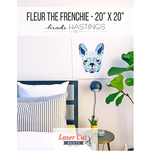 Fleur the Frenchie Pattern