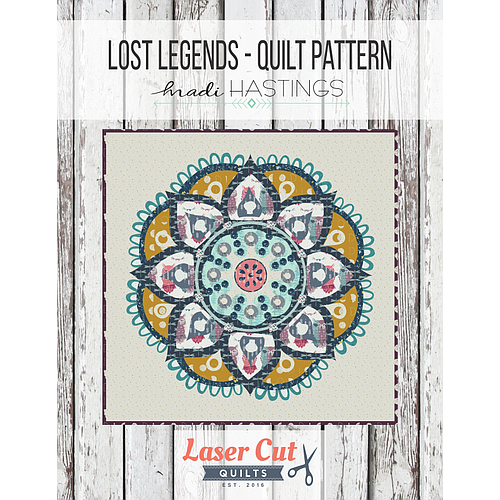 Lost Legends Pattern