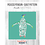 Picasso Penguin Pattern
